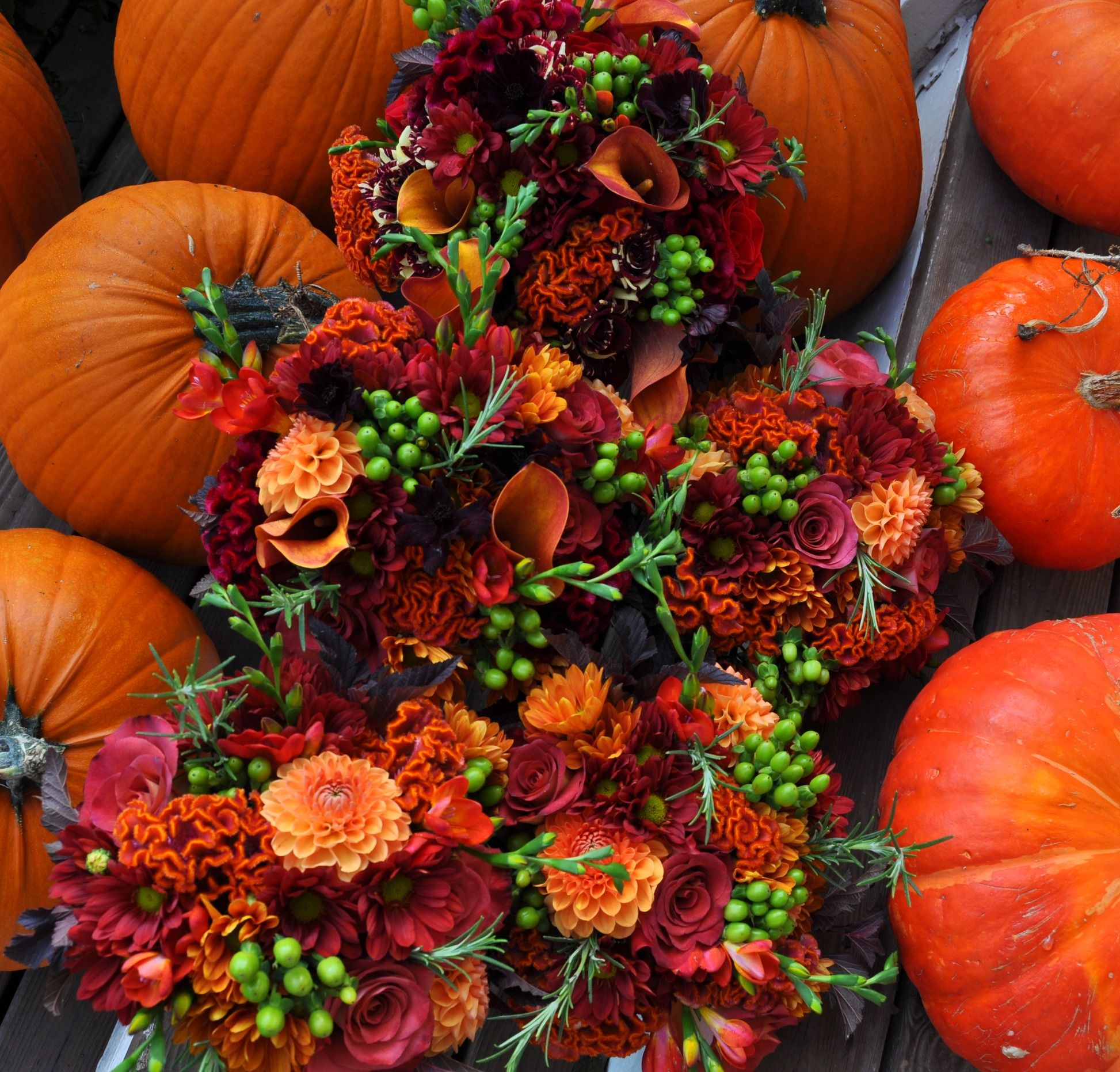 red fall flowers for weddings 17 best images about Red on Pinterest Flower Red bridesmaid dresses and Bouquets