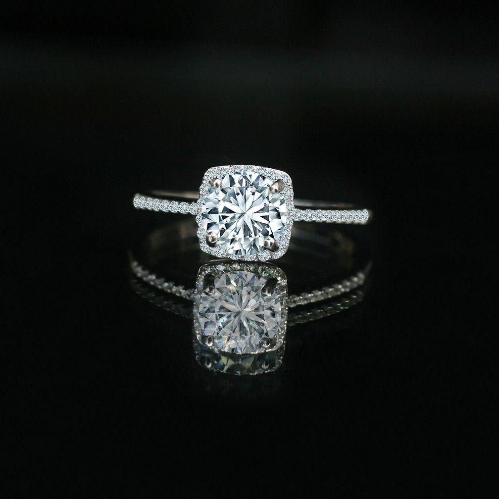 square diamond wedding rings Diamond Veneer simulated diamonds affordable wedding jewelry engagement rings pendant rings