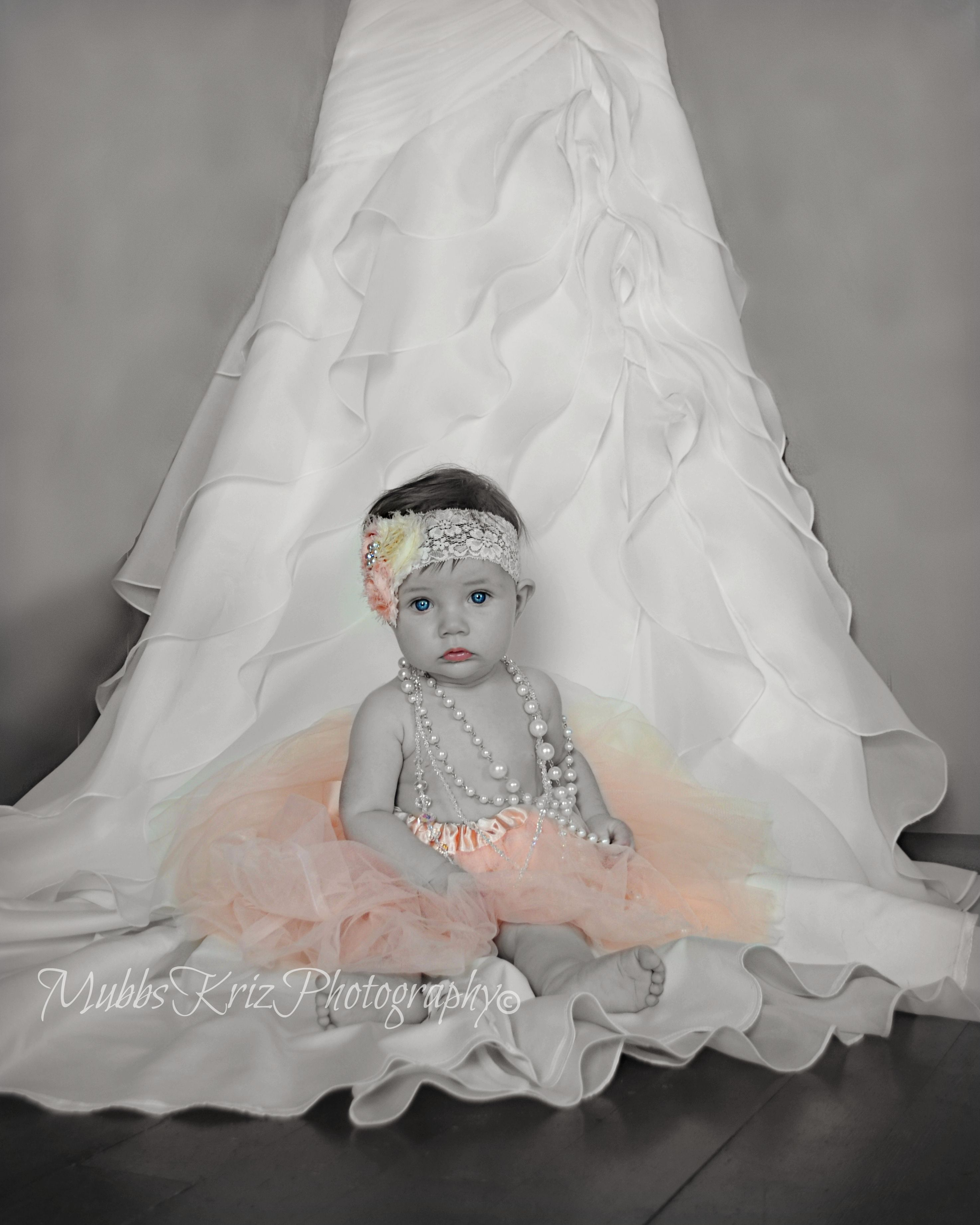 mom's wedding dress 6 Month picture with my wedding dress taken at home Inspired by other pinterest pictures