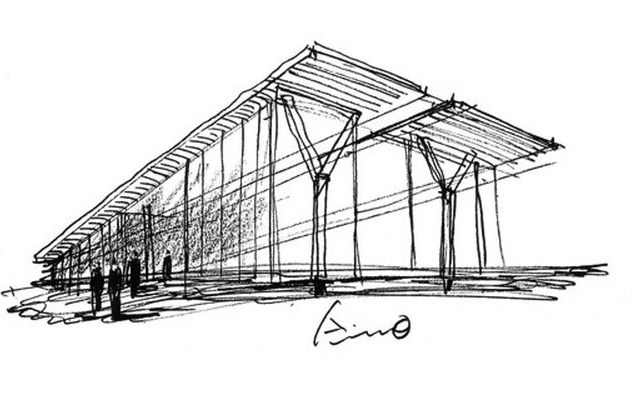 Interesting Architecture Drawing Png Sketches And Inspiration Decorating