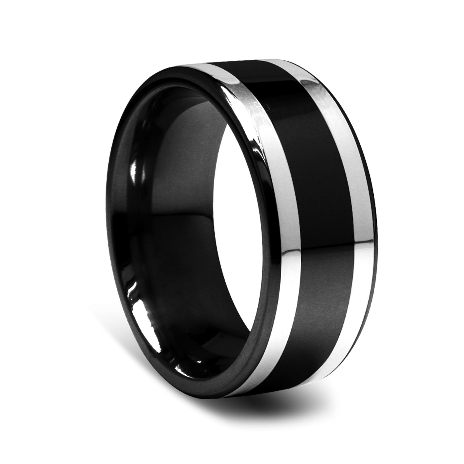 wedding rings men Black Gold Wedding Rings for Men Wedding and Bridal Inspiration