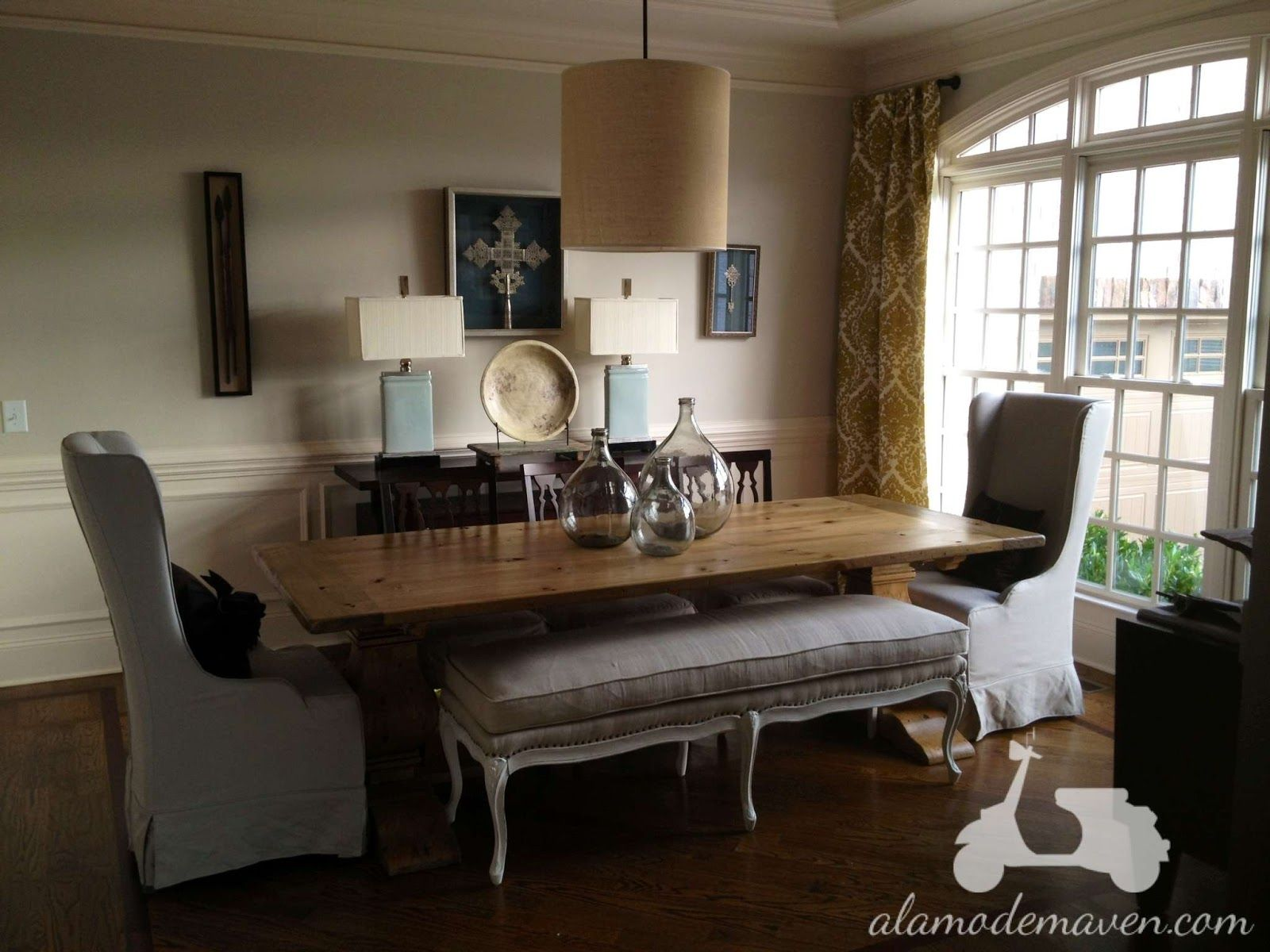 two seat kitchen table mix and match dining chairs and bench with harvest table