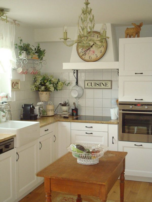Exellent Kitchen Design Ideas Country Style Small French Intended