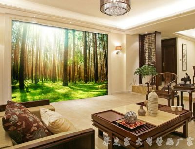 Best 3D three dimensional living room wallpaper ideas and designs 2016 | wall covering ...