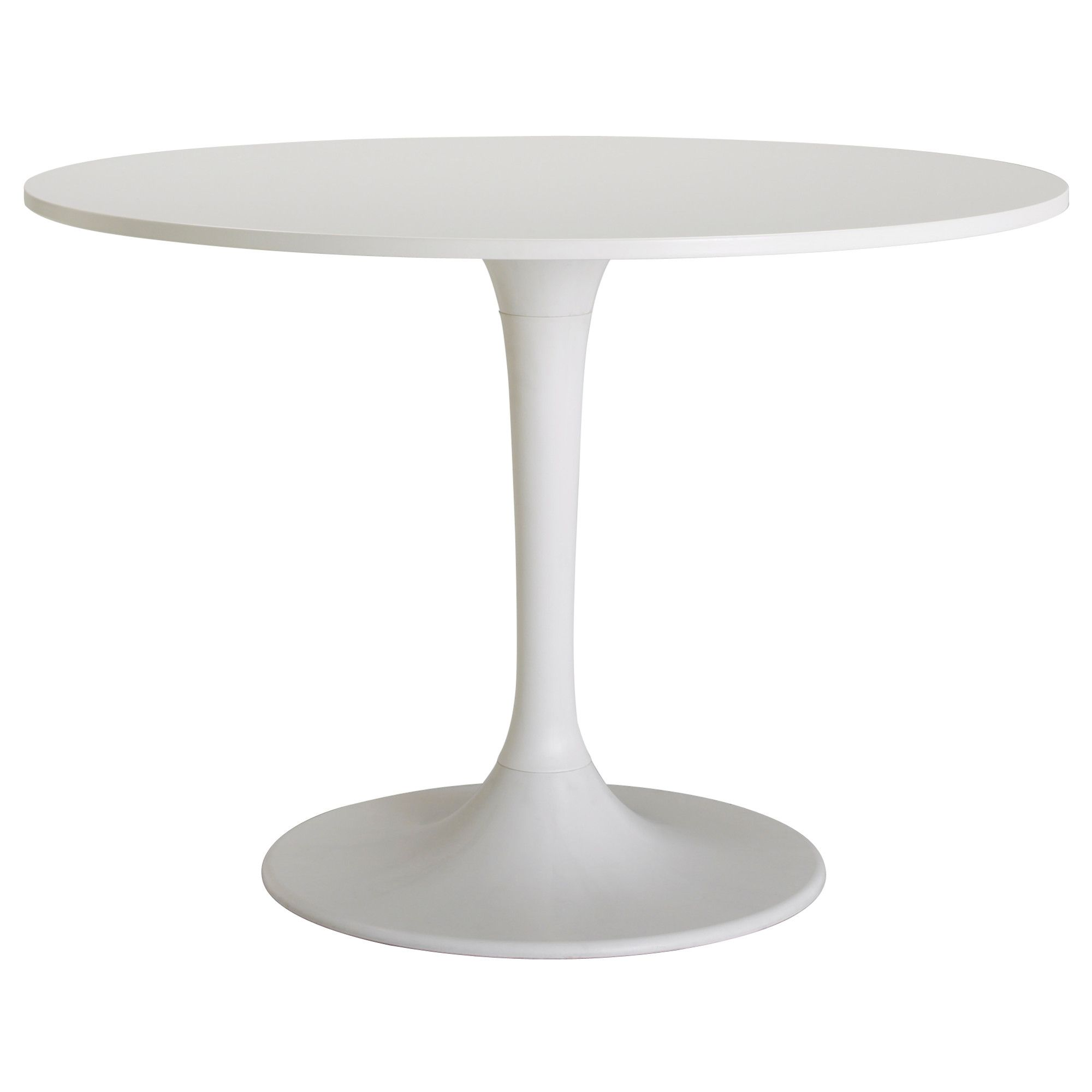 round kitchen table DOCKSTA Dining table Here s the IKEA version has a bit more of the Tulip