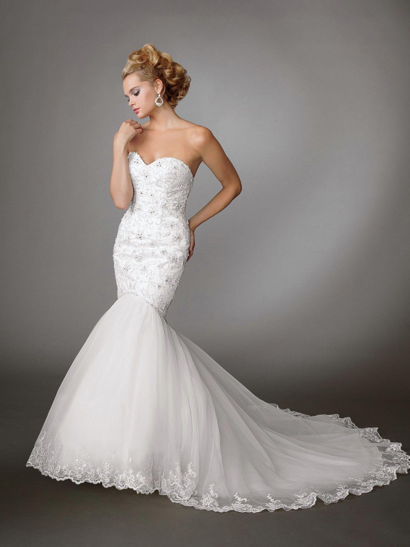 bling wedding dresses Bling Jordan Wedding Dresses