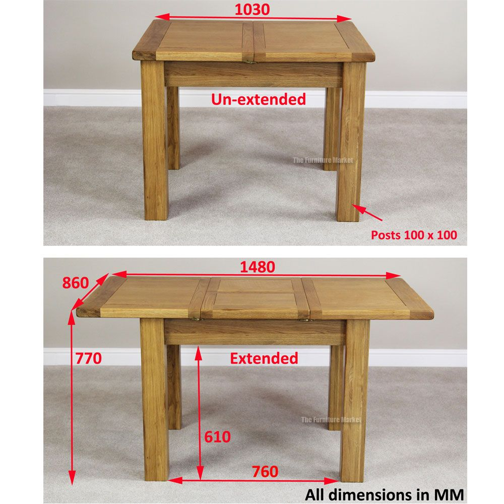 small kitchen tables Dining Room The Most Rustic Oak Small 4 6 Seater Extending Dining Table About Dining Table Dimensions For 8 Remodel Dining Table Dimensions For 8 Illumina