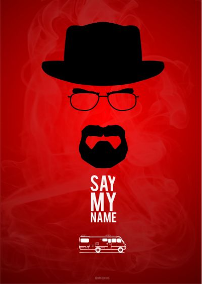 Breaking Bad, Say My Name 003 | 3,2,1... Acción! | Pinterest | iPhone wallpapers, Search and My name