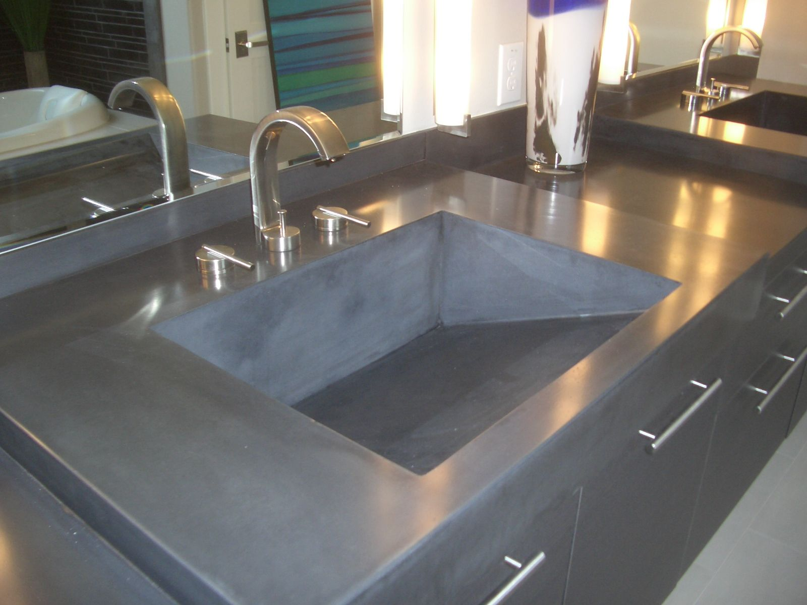 concrete countertop prices kitchen countertops prices Concrete Countertops Prices Bestcountertops