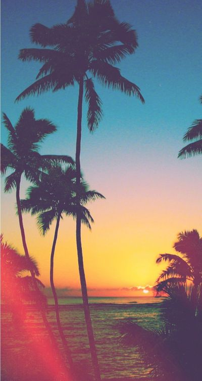 Tropical Beach - Tap to see wonderful beach/sea/ocean wallpaper for iPhone 7! | @mobile9 ...