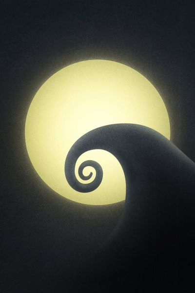 iPhone Wallpaper from my favorite movie ever. Nightmare Before Christmas :) | iPhone / iPad ...