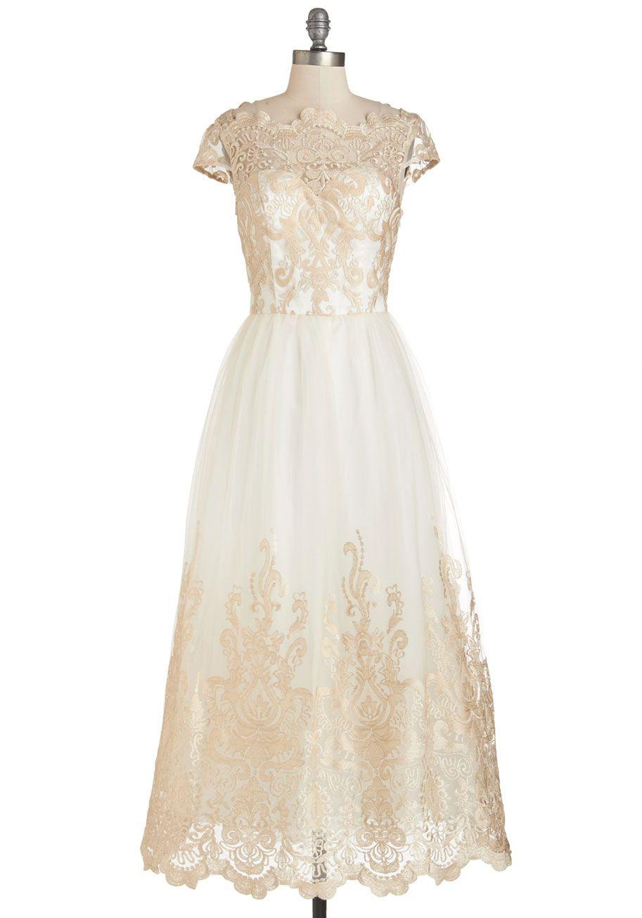 modcloth wedding dresses Sparkling Celebration Dress Mod Retro Vintage Dresses ModCloth com