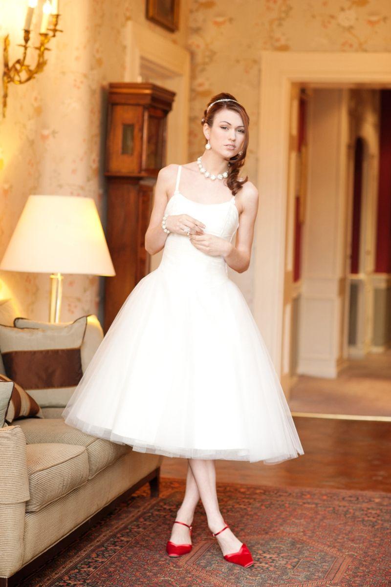 50s wedding dress style wedding dress