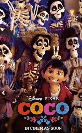 Resultado de imagen para Coco (2017)