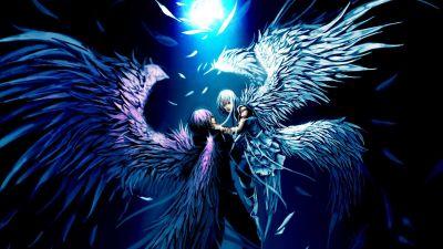 angel anime wallpapers hd | ololoshenka | Pinterest | Angel, Anime and Wallpaper