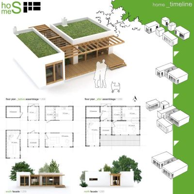 Winners of Habitat for Humanity's Sustainable Home Design ...