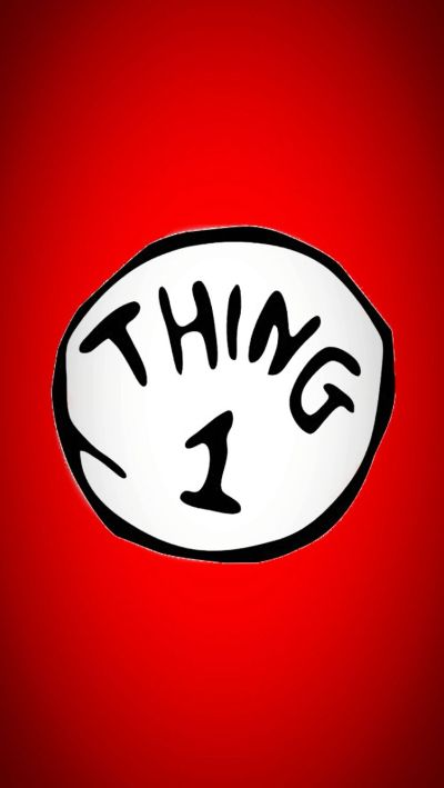 Thing 1 | Wallpapers | Pinterest | Wallpaper