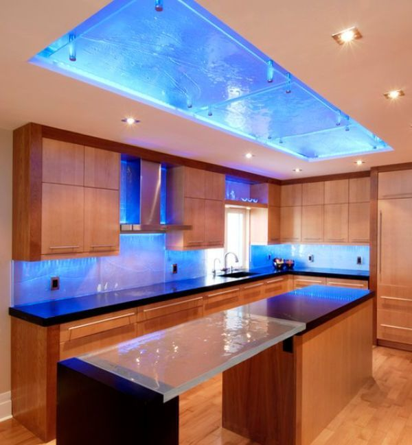 kitchen led lights lighting o