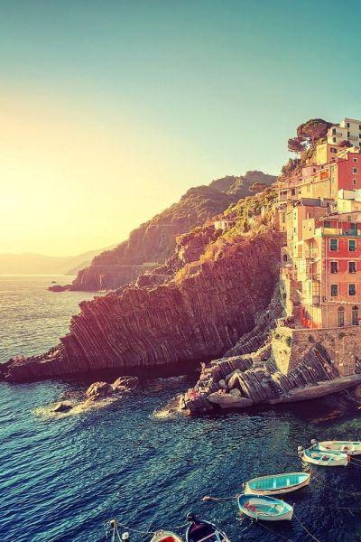 Riomaggiore, Italy | Heavenly Earth | Pinterest | Riomaggiore, Italy and Wallpaper