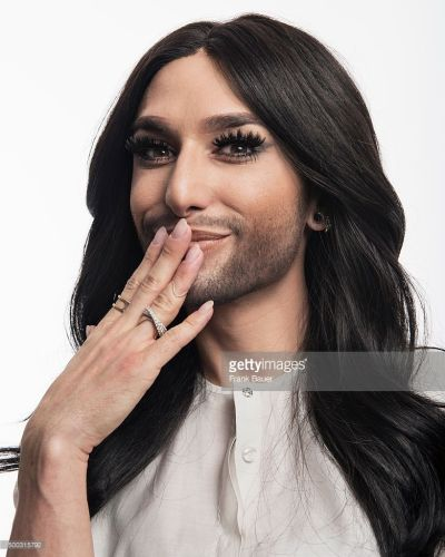 Conchita Wurst, SZ magazin Germany, May 18, 2015 | Galleries, Drag queens and Singers