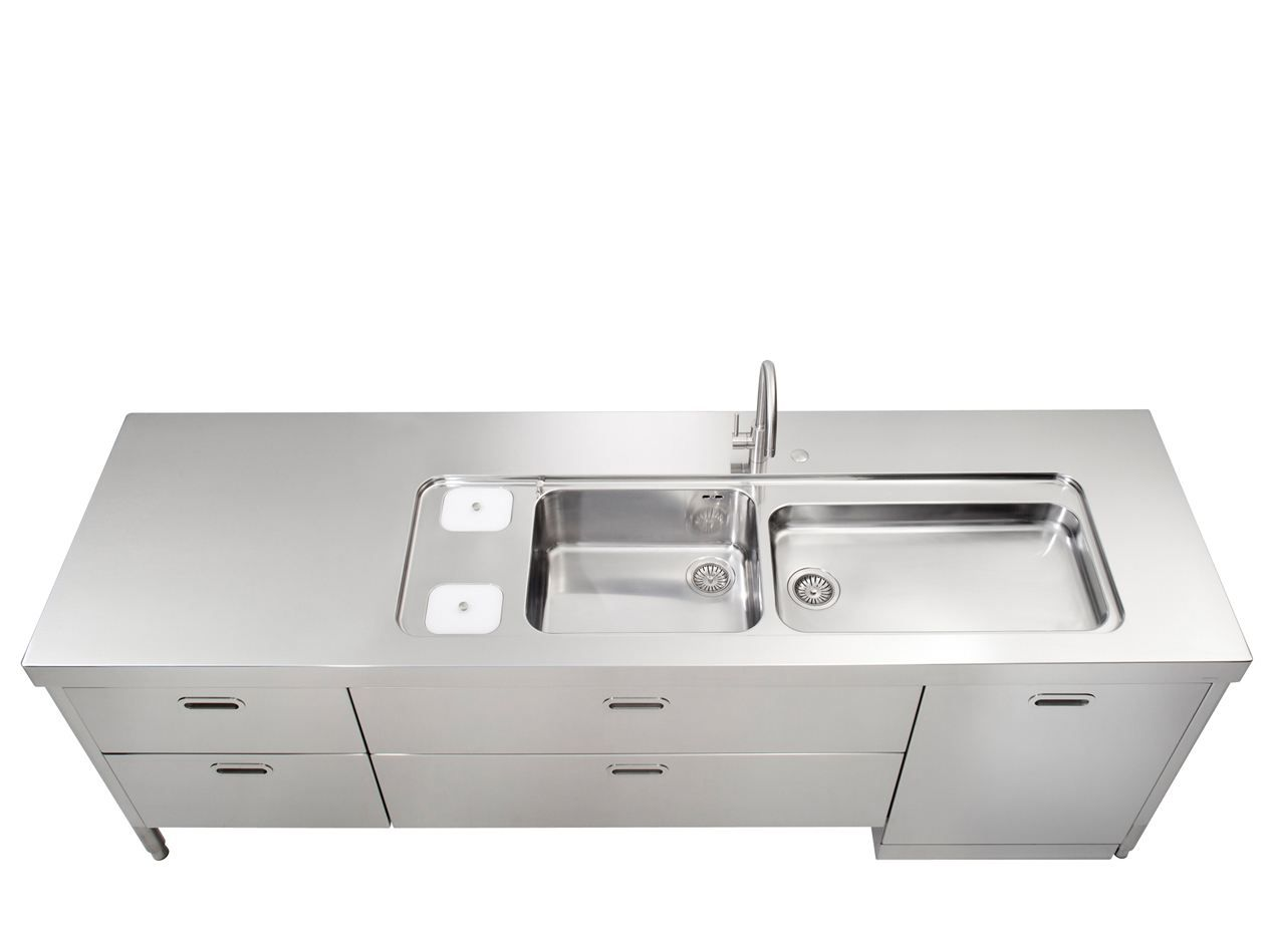 kitchen sinks cabinets free standing kitchen sink cabinets Free Standing Kitchen Cabinets Stainless Steel