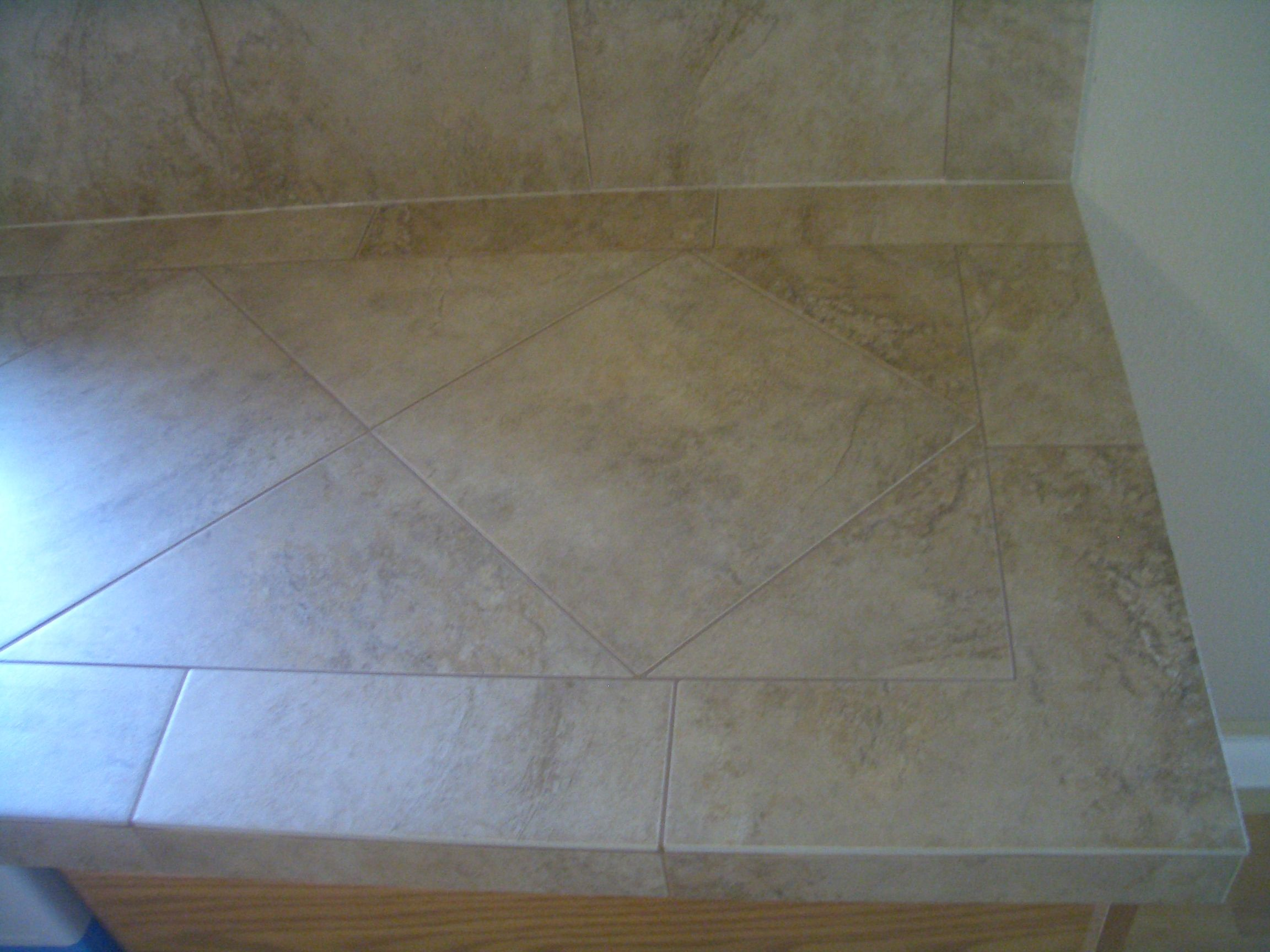 kitchen countertop tile How to Install A Granite Tile Kitchen Countertop Alternative Countertops and Inspirational