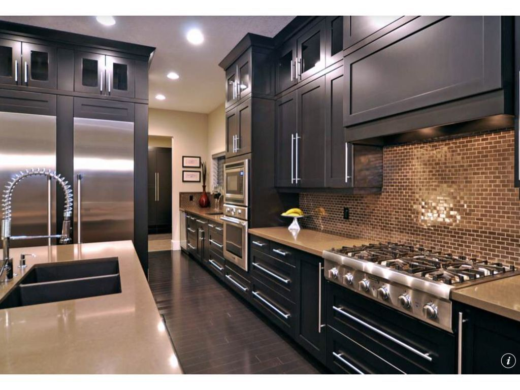 galley kitchen ideas high end kitchen cabinets 22 Luxury Galley Kitchen Design Ideas Pictures