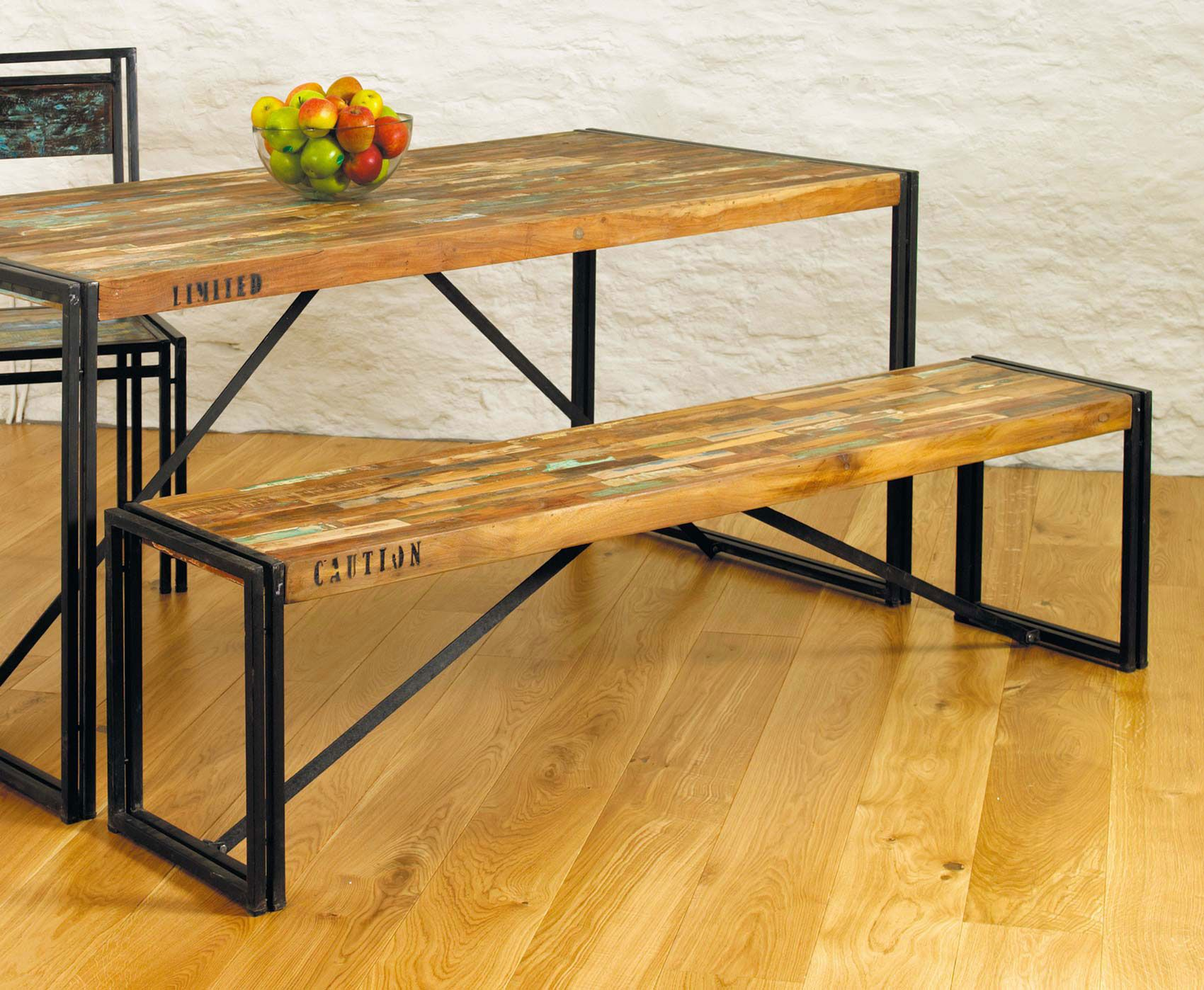 industrial kitchen table industrial style kitchen table Cerca amb Google