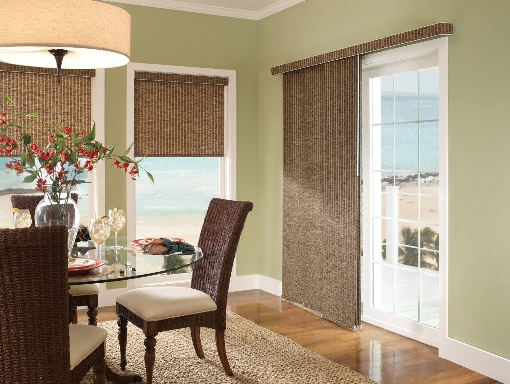 Exellent Modern Curtains For Sliding Glass Doors Blinds French And With Design