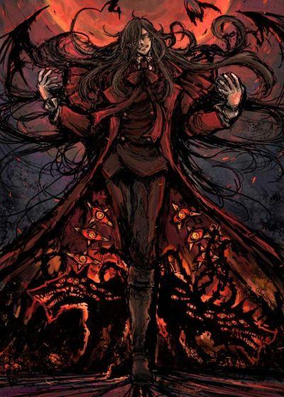 Alucard | Hellsing | Pinterest | Anime and Manga