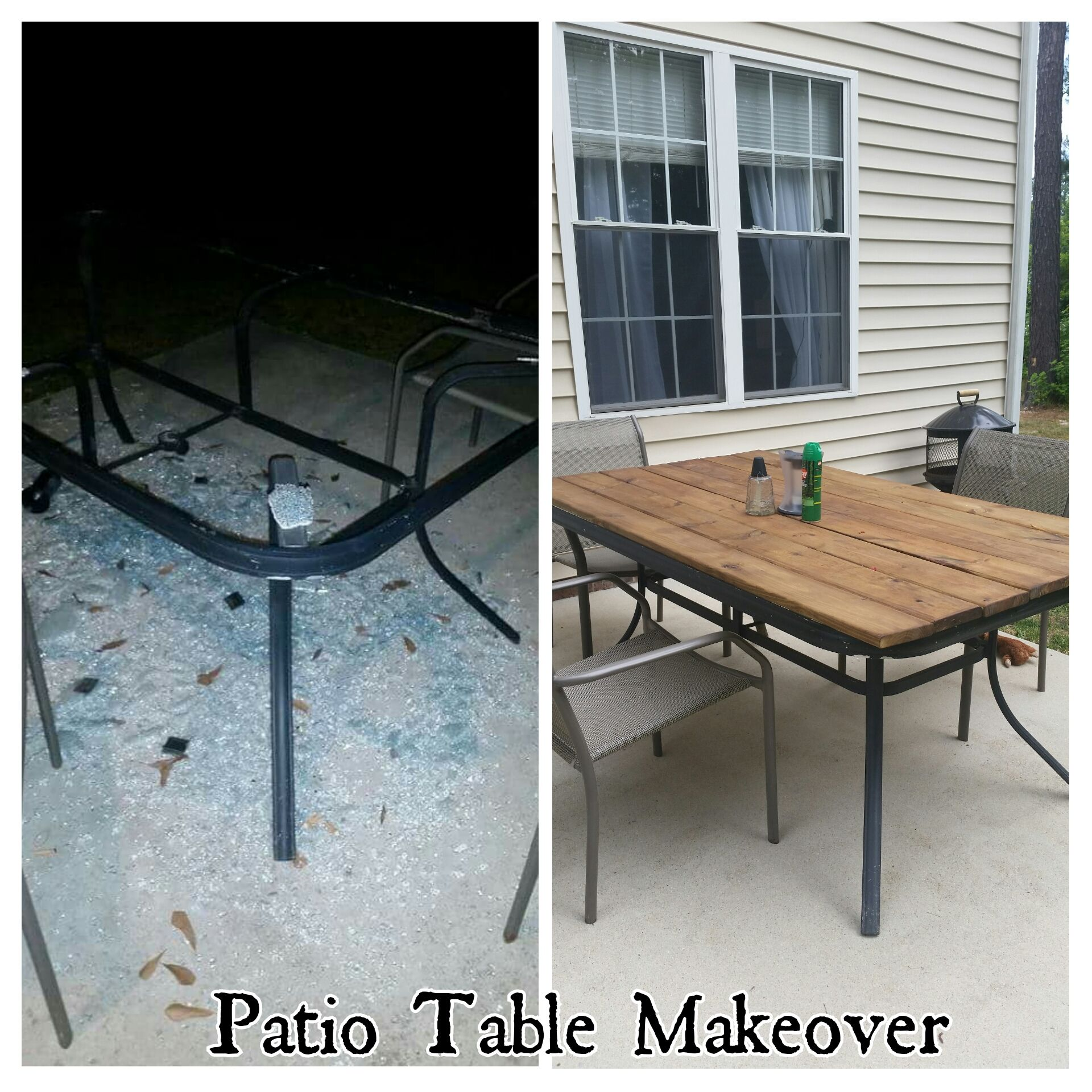 Hampton Bay Patio Table Replacement Glass Home Design Ideas and