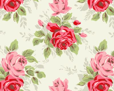 Black And White Floral Print Wallpaper Wallpaper | Vintage | Pinterest | Floral print wallpaper