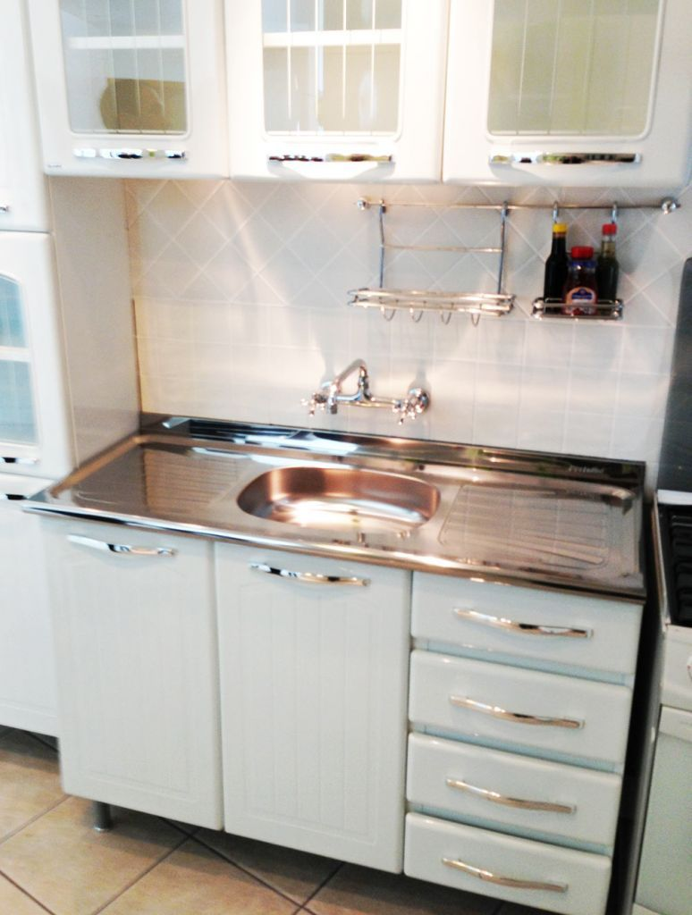 stainless steel kitchen cabinets Article about a source for new steel kitchen cabinets