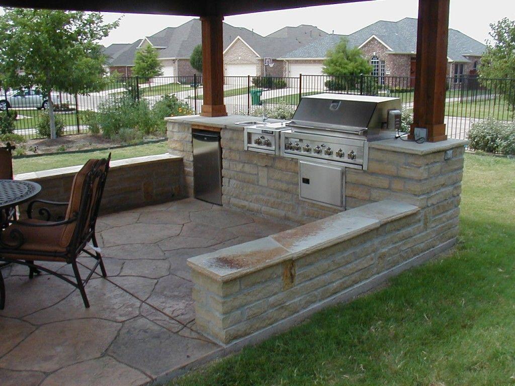 simple outdoor kitchen outdoor kitchen design 17 best ideas about Simple Outdoor Kitchen on Pinterest Diy outdoor kitchen Outdoor grilling and Grill station