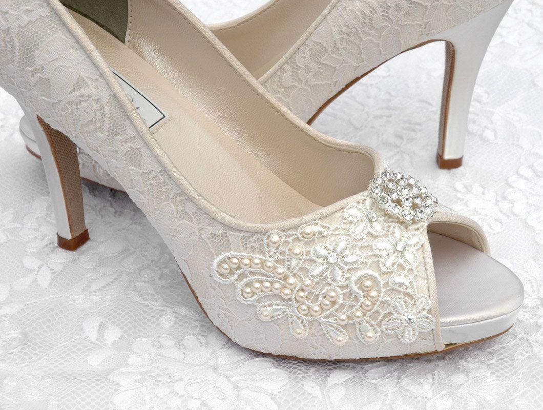 wedding slippers Wedding Shoes Wedding Shoes Lace Soweyhp Women Shoes Women Shoes