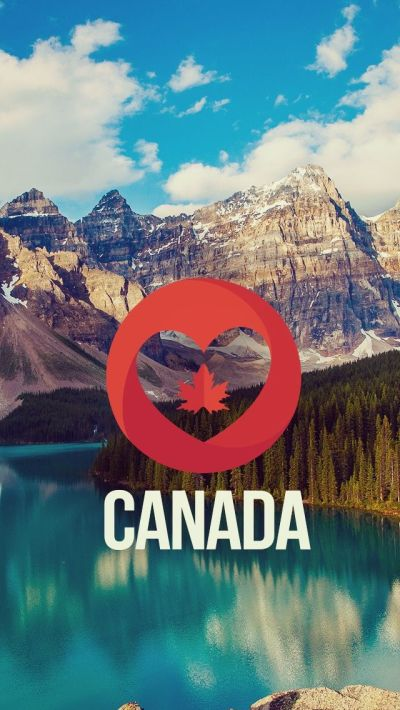 Canada Nature Landscape #iPhone #5s #Wallpaper | iPhone SE Wallpapers | Pinterest | Iphone 5s ...