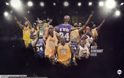 Shaquille O'neal Lakers Wallpaper - Live Wallpaper HD | Wallpaper | Pinterest | Lakers wallpaper