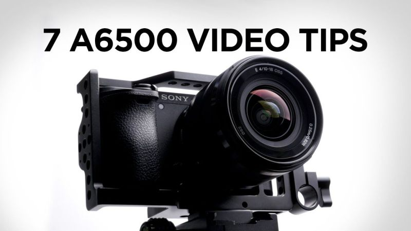 Large Of Sony A6500 Vs A6300