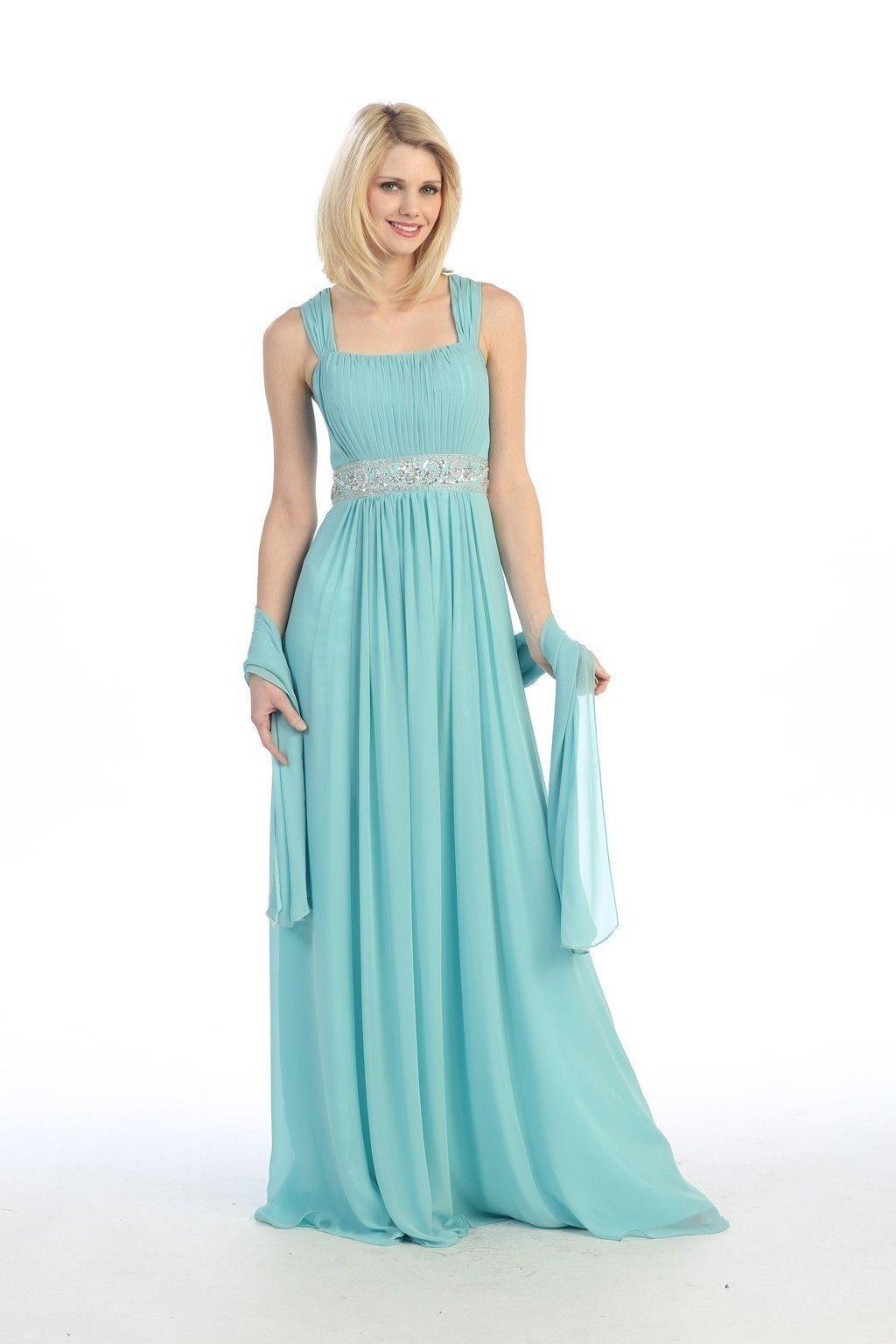 light blue wedding dress royal blue bridesmaid dresses 1