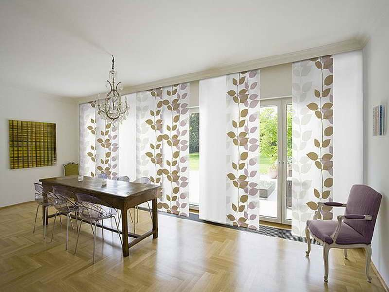 Perfect Modern Curtains For Sliding Glass Doors Icon Of Window Treatment With Design Decorating
