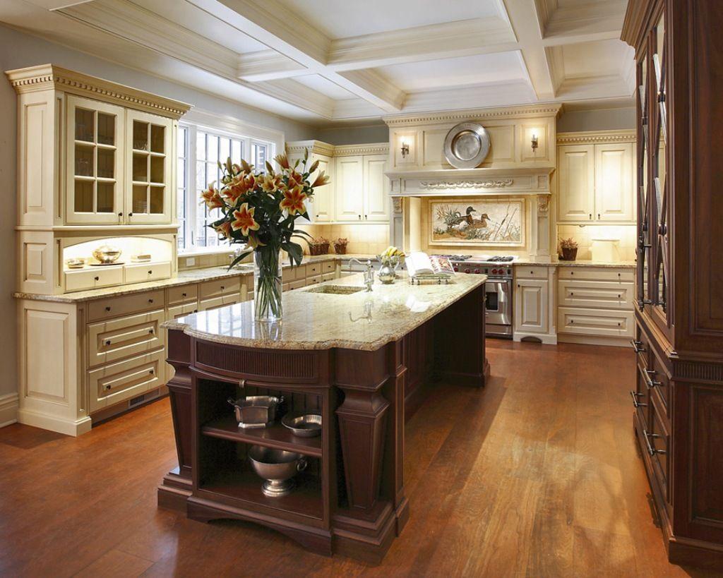 Sleek Door Design Andpainted Combining Color Two Tone Kitchen Cabinets Tips Characteristics Two Tone Kitchen Cabinets Ideas Victorian Kitchen Cabinets Victorian Era Kitchen Cabinets kitchen Victorian Kitchen Cabinetry