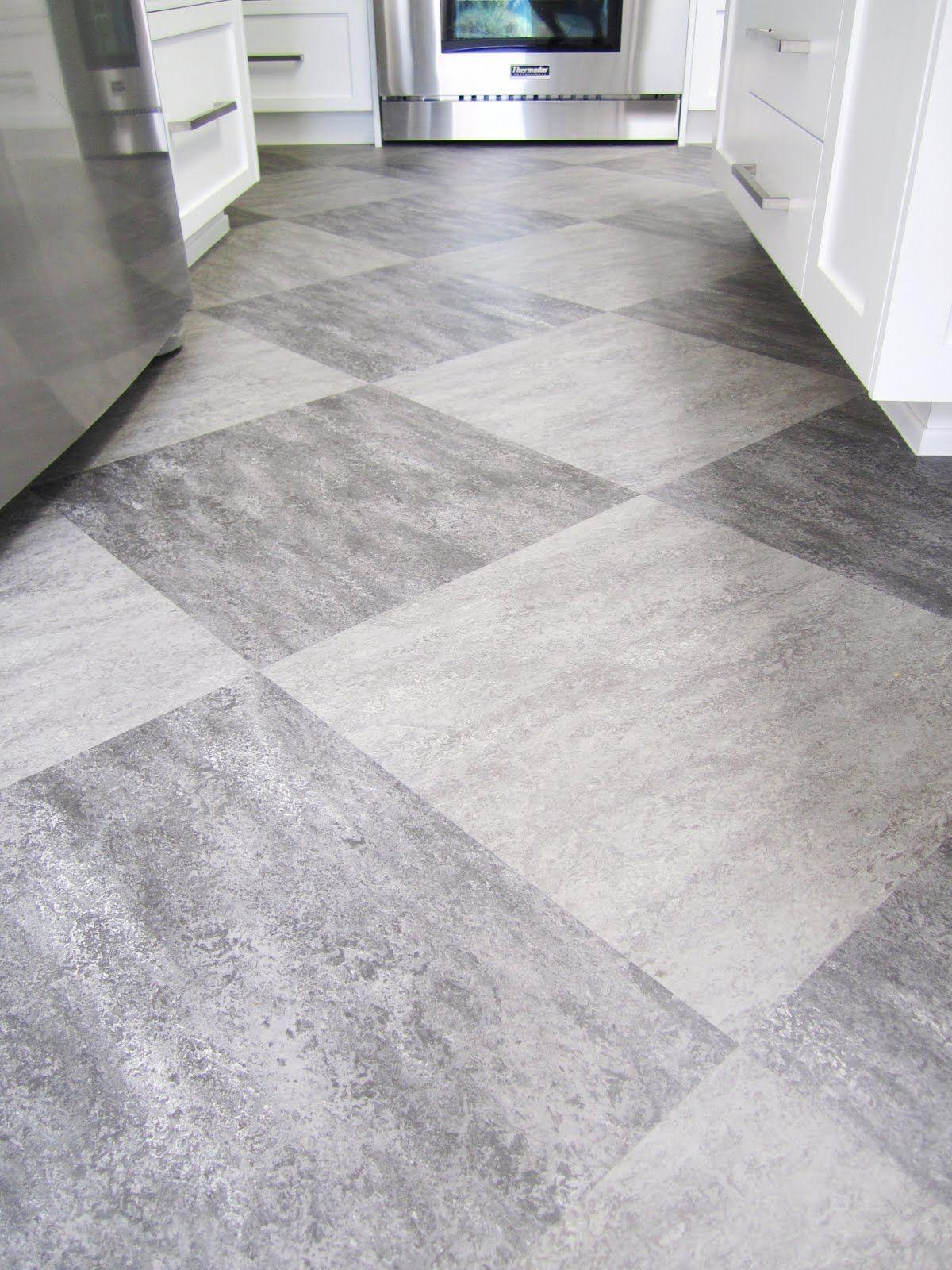 kitchen tile floors harlequin tile floors harlequin of grey on grey tiles is used on the