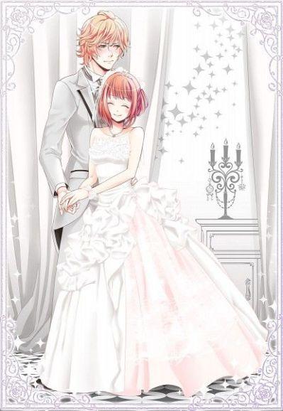 Tags: Anime, Wedding, Wedding Dress, Nanami Haruka, Hand ...