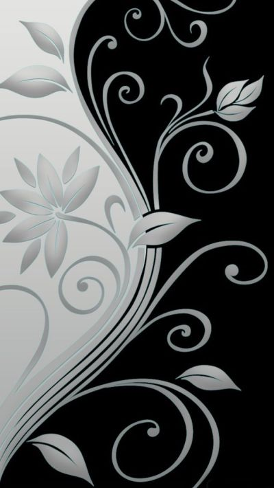 Beautiful vector flowers iPhone 5s Wallpaper Download | iPhone Wallpapers, iPad wallpapers One ...