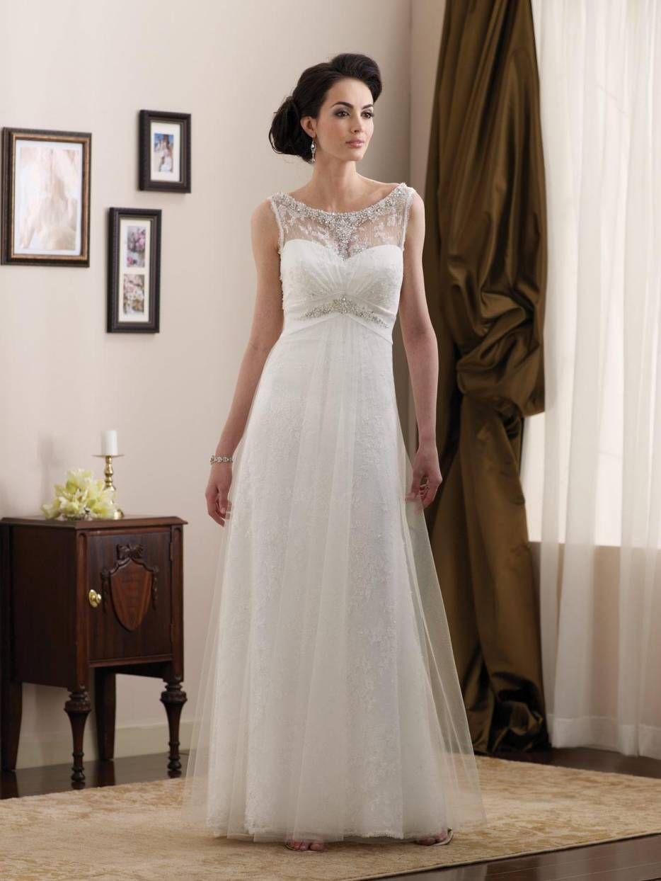 simple wedding dress 30 Simple Wedding Dresses Ideas