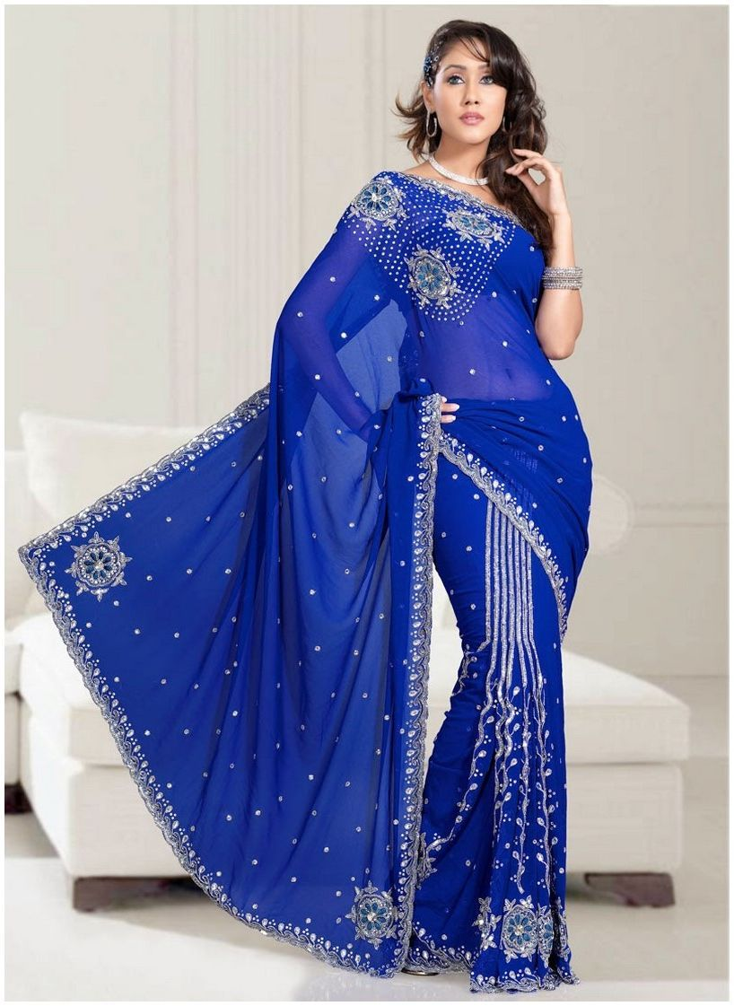 wedding dresses with blue bridesmaid dresses in royal blue indian