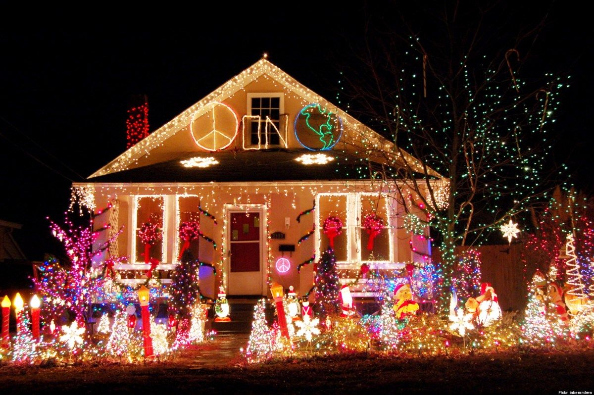 elegant beast and biggest outdoor christmas lights at house ideas image exterior lighting