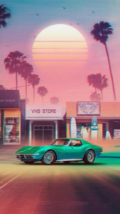 Pin by Alexander Freeman on Vectors | Pinterest | Vaporwave, Wallpaper and Trippy stuff