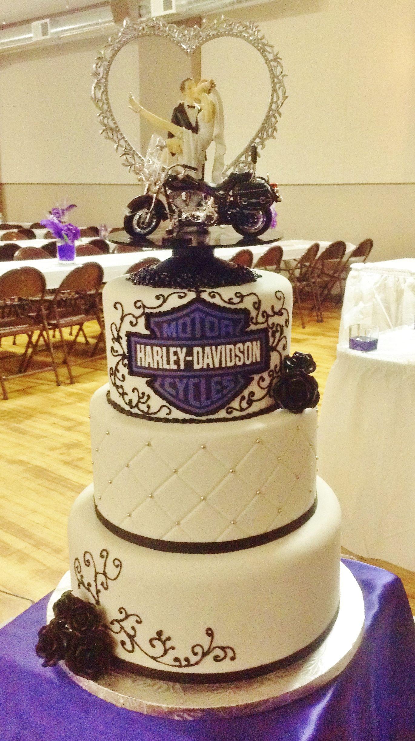 harley davidson wedding bands Harley Davidson wedding theme