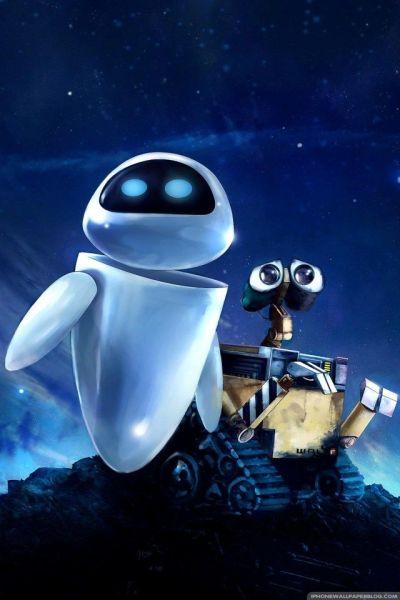 Wall-E Background | DISNEY LOVIN' | Pinterest | Walls, Wallpaper and disney Pixar